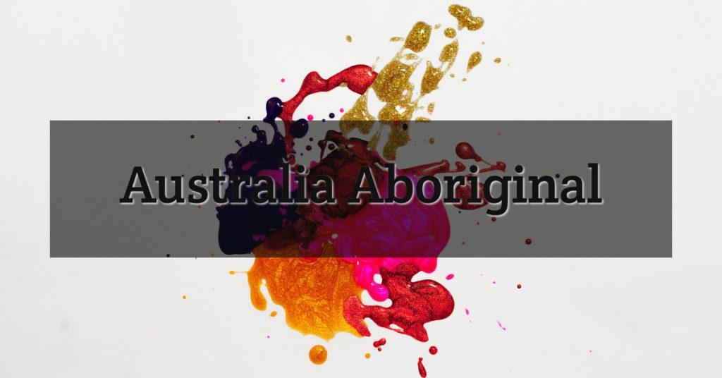 Facts About Australia Aboriginal Art